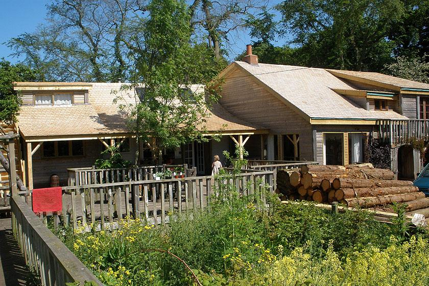 Our house - the Pavilion